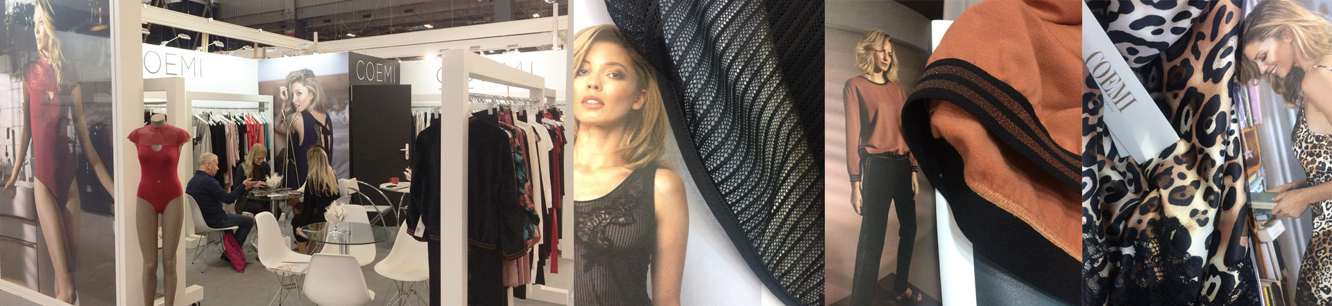 Salon International de La Lingerie - Pars 2019 - COEMI