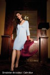 Nightdress Chic relax ¾ sleeves, différents colors