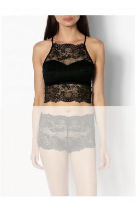 Lace bralette - Coemi-lingerie Gisele range