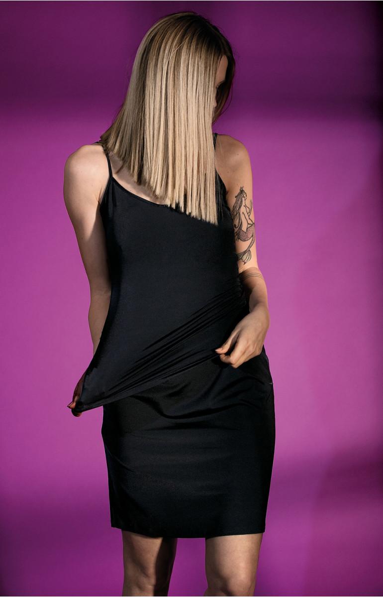 Top style caraco fines bretelle. Coemi-lingerie