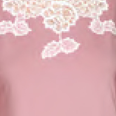 Smocky pink / Cream